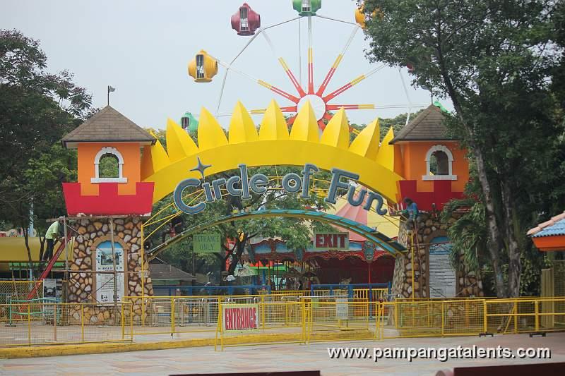 City Park Wheel Fun